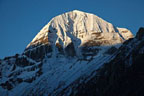 featherhawk research essences - Mt. Kailash photo
